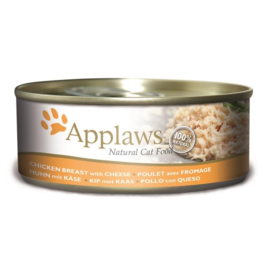 Applaws Blik Cat Chicken and Cheese - THT 12-7-2020