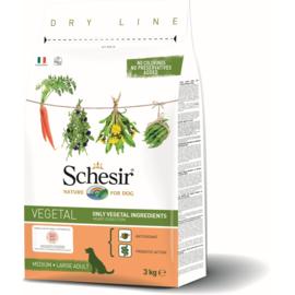 Schesir vegetal hondenbrok adult 3 kg