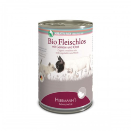 Herrmanns  bio Vegetarisch - Fleischlos