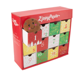 ZippyPaws Holiday Advent Kalender