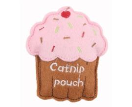 Kattenspeeltje Catnip Cupcake