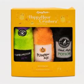 ZippyPaws happy Hour Crusherz - Halloween 3-pack
