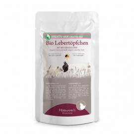 Herrmanns bio Puur Kippenlever - Lebertöpfchen