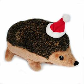 Zippypaws Christmas Hedgehog