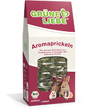 Grüne Liebe - Aromaprickeln biologische mix met brandnetel en rode biet