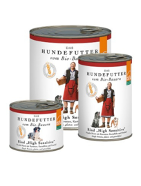 Defu High Sensitive Menu - Bio Rund met venkel - hond
