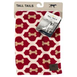 Tall Tails hondendeken Bones