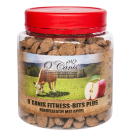 O'Canis Fitness Bits PLUS - Rund met appel