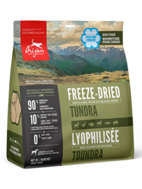 Orijen Freeze Dried Food Dog Tundra