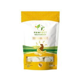 Pawfect Vega Hondensnack Crispy Banana Treats