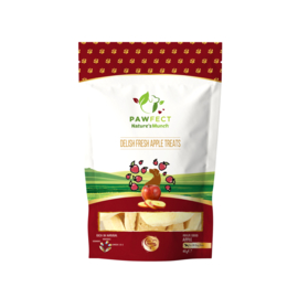 Pawfect Vega Hondensnack Delish Fresh Apple Treats