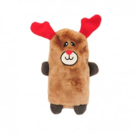 Zippypaws holiday Colossal Buddie - Reindeer