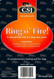 CSJ  Ring o' Fire!