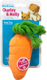 Charley and Molly Plush Carrot