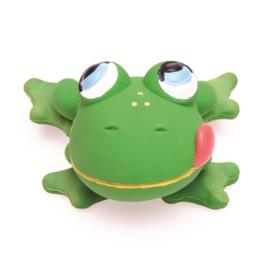 Lanco Toys Kikker van natuurlijk rubber