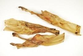 Hazenoren gedroogd (wild) 250 gram