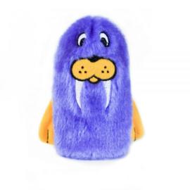 ZippyPaws Squeakie Buddy -Walrus