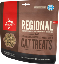 Orijen Freeze Dried Cat Treats Regional Red