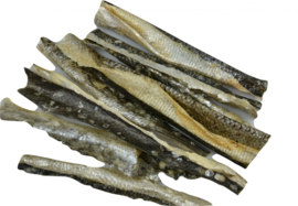Carnis Zalmhuid repen 150 gram