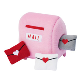 Zippypaws Burrow Mailbox and Love Letters