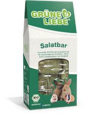 Grüne Liebe - Salatbar geperste hooiblokken