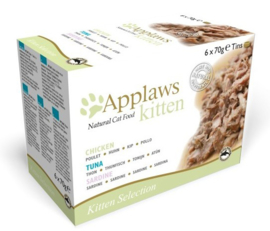 Applaws Kitten Multipack 6 x 70 gram