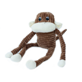 Zippypaws  Spencer the Crinkle Monkey - Large