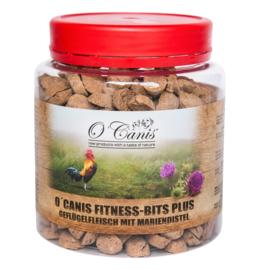 O'Canis Fitness Bits PLUS - Kip met mariadistel