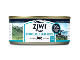 Ziwi Peak Makreel en Lam