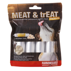 Meatlove Meat and Treat - Pockets Gevogelte