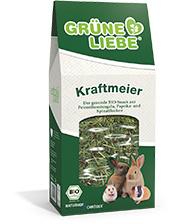 Grüne Liebe - Kraftmeier biologische mix met Peterseliestengel, Spinazie en Paprika