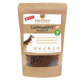 Sparrow Pet CannaMove Forte snacks