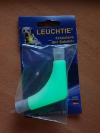 Leuchtie Batterij gedeelte glow in the dark (incl batterijen)