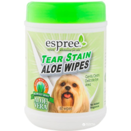 Espree Tear stain & spot wipes