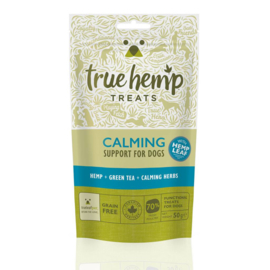 True Hemp treats Calming - voor de hond