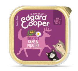Edgard & Cooper Kat Wild & Gevogelte kuipjes