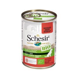 Schesir Hond BIO Adult - Rund blik 400 gram