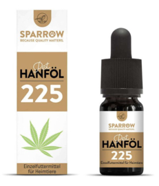 Sparrow Pet Full Spectrum CBD olie