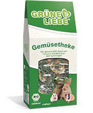 Grüne Liebe - Gemüsetheke