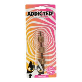 Kattenspeeltje Addicted Triple Wood