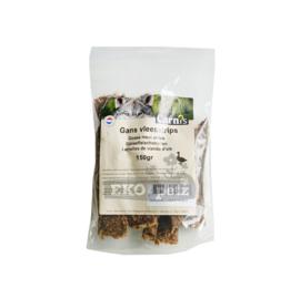 Carnis Vleesstrips Gans 150 gram (wild)