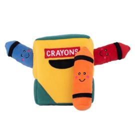 Zippypaws Burrow Crayon Box