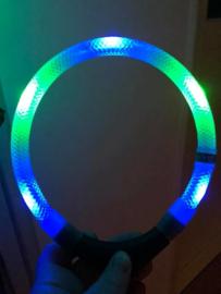 Leuchtie PREMIUM bicolour blauw/groen
