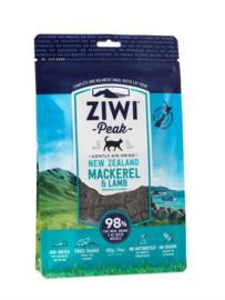 Ziwipeak Daily Cat Cuisine lam en makreel 400 gram - THT 11-2019