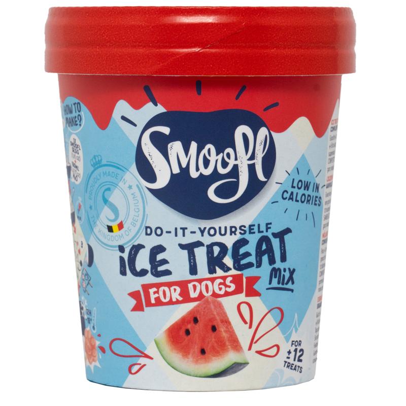 Smoofl ijsmix Watermeloen