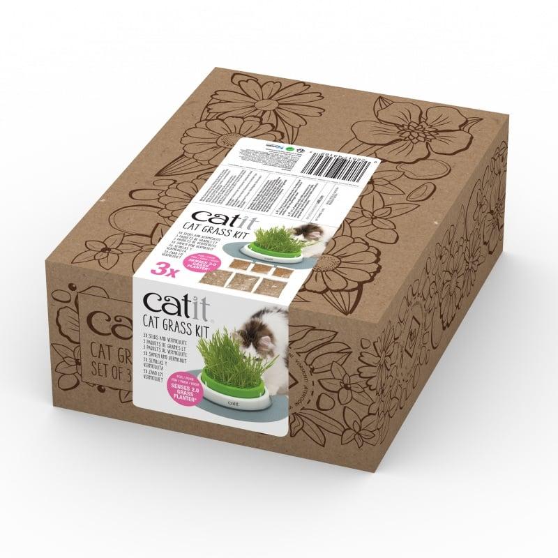 Cat-it Senses 2.0 Grass Kit