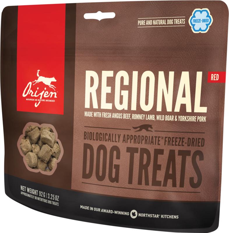 Orijen Dog Treats Regional Red