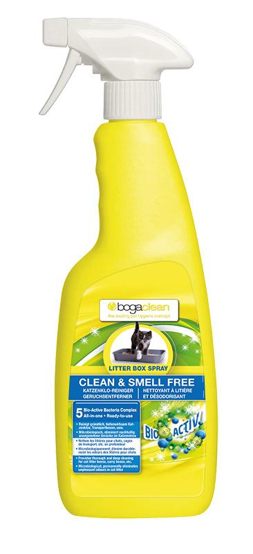 Bogaclean Litter Box Spray