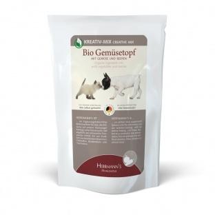 Herrmanns  bio Groentemix met bessen - Gemüsetopf