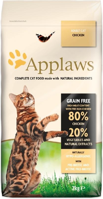 Applaws graanvrije kattenbrokjes kip